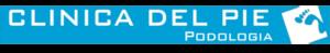 Logotipo clinica del pie Daniel Lopez García