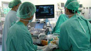 cirugía ecoguiada