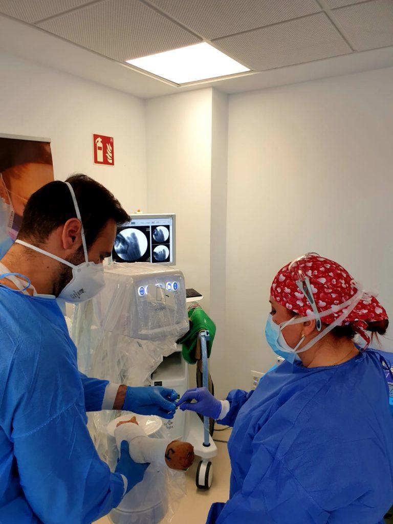 curso de cirugía MIS